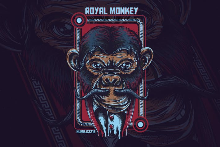 Thumbnail for Royal Monkey