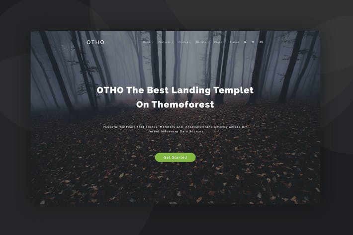 Cover Image For Web Hero Header Template