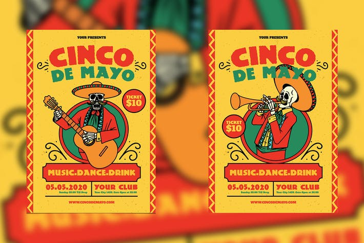 Thumbnail for Cinco De Mayo Celebration