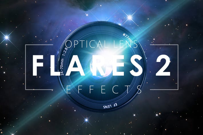 Thumbnail for Optical Lens Flares Vol.2
