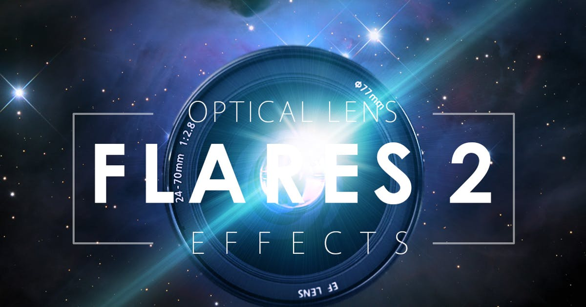 Optical Lens Flares Vol.2 by Unknow