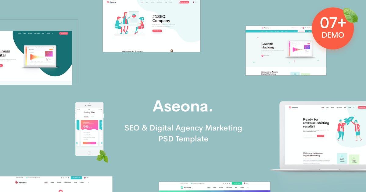 Download SeoMoz | SEO Digital Marketing Template PSD by Leonard_Design