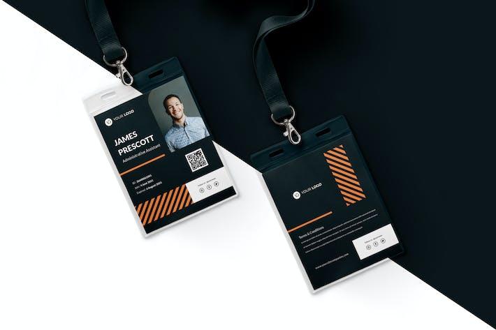 Professional ID Card