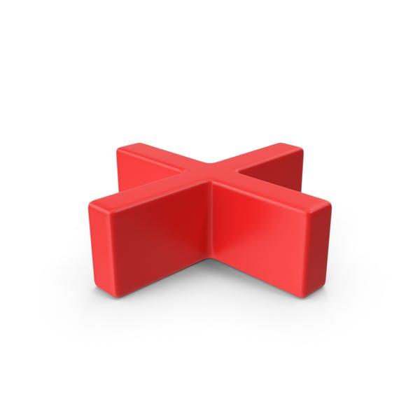 Thumbnail for Red Plus Symbol