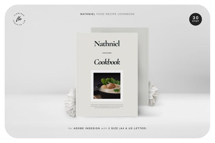 Thumbnail for Nathniel Food Recipe Cookbook