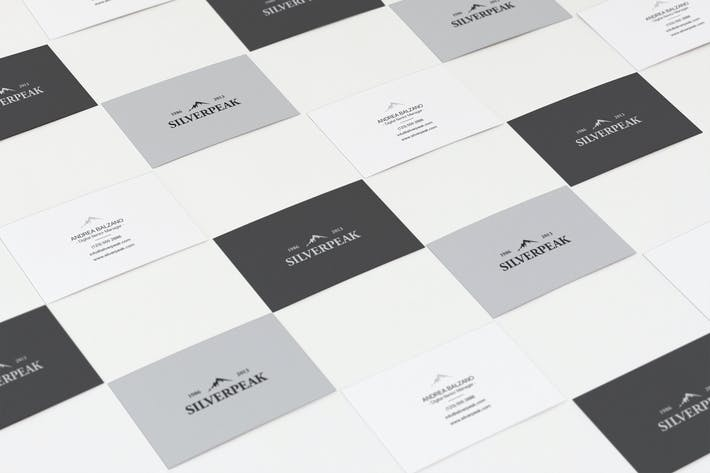 Thumbnail for Business Card Mockups