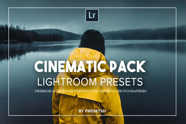Thumbnail for Cinematic Lightroom Presets Collection