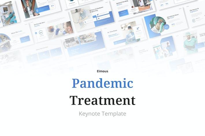 Pandemic Treatment - Medical Keynote Presentation