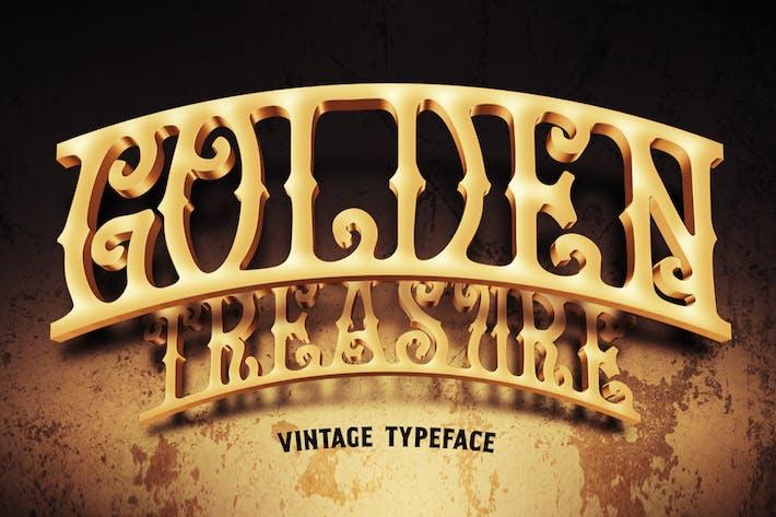 Thumbnail for Golden Treasure