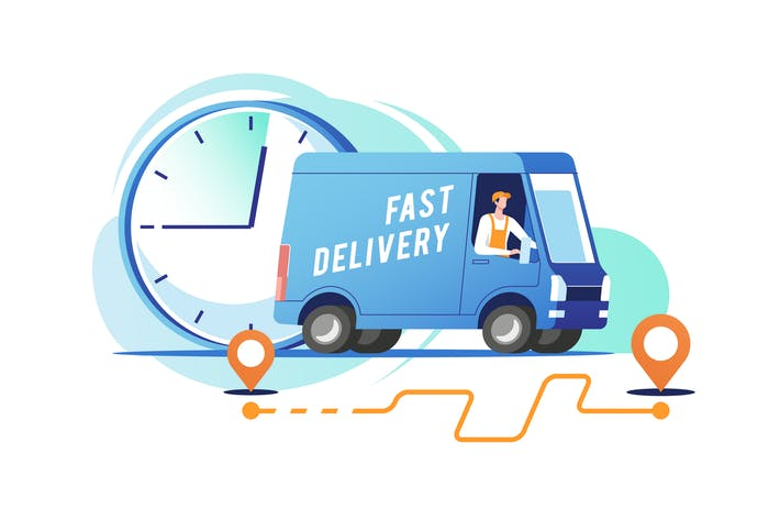 Thumbnail for Express Delivery Services