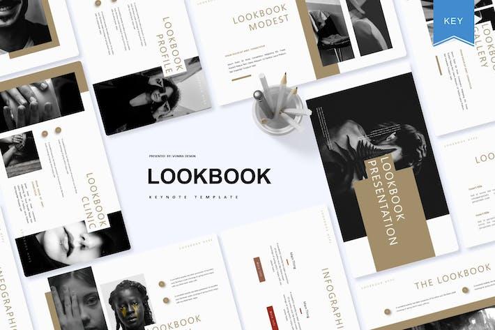 Lookbook   Keynote Template