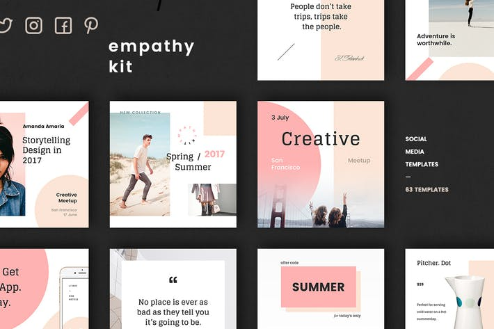 Thumbnail for Empathy Social Media Kit