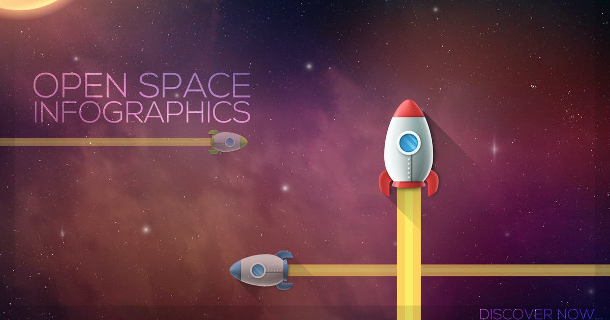Open Space Infographics by Andrew_Kras