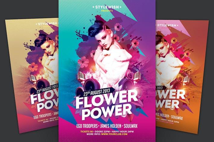 Thumbnail for Flower Power Flyer