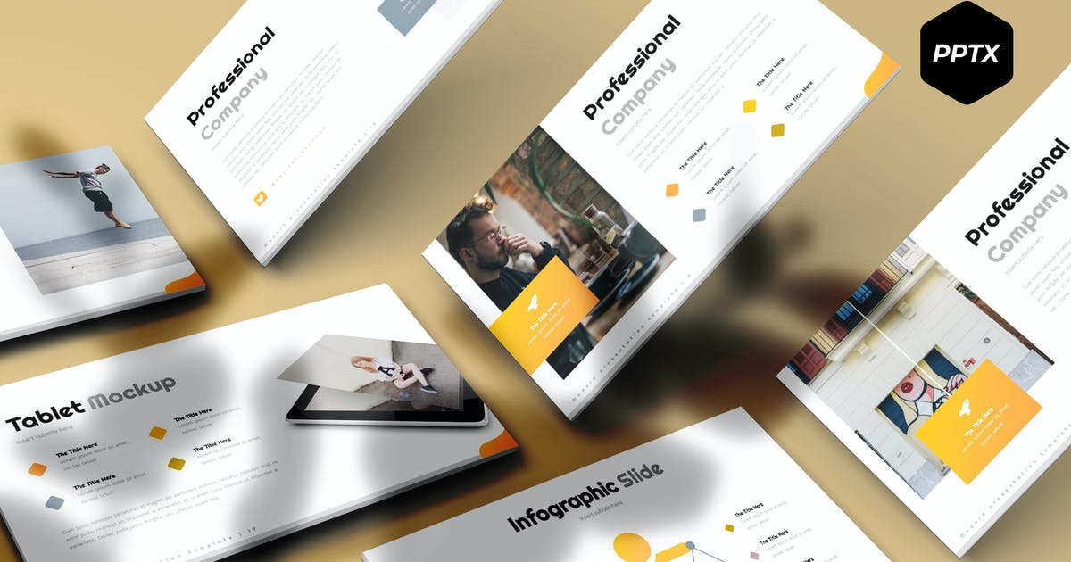 Download Zolarica - Powerpoint Template by aqrstudio