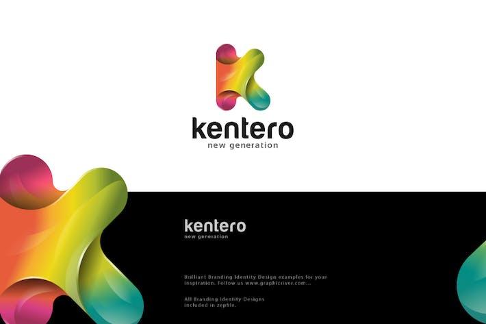 Cover Image For K Letter Logo