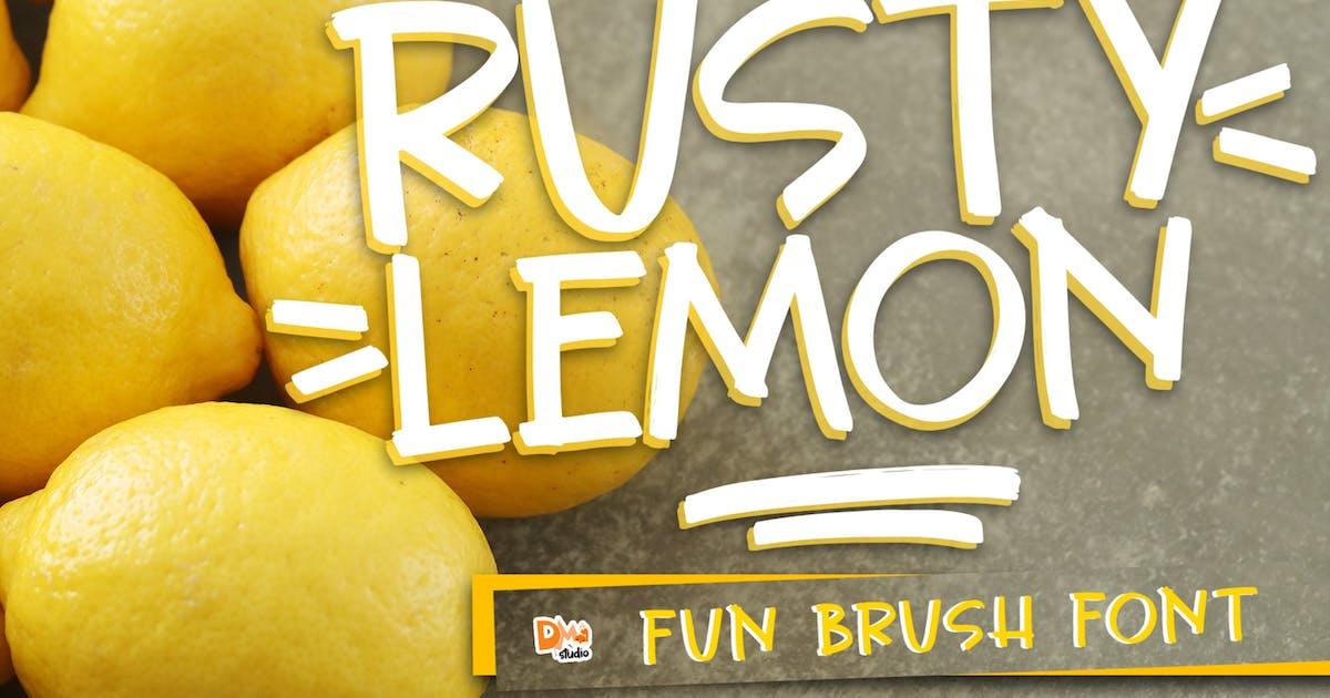 Download Rusty Lemon by DmLetter