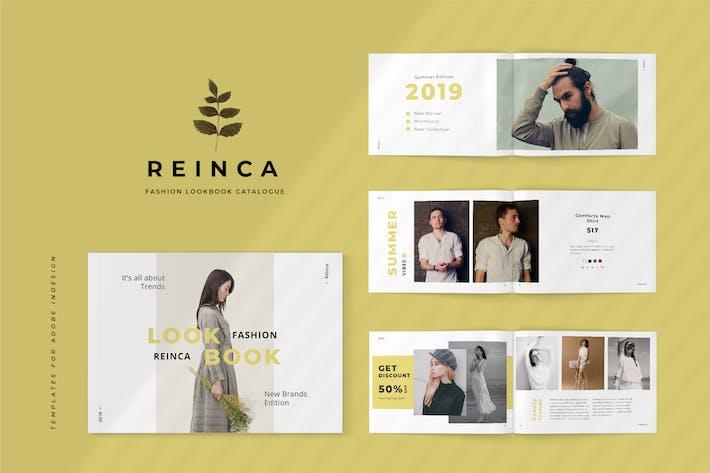 Thumbnail for Reinca - Lookbook Fashion Catalogue