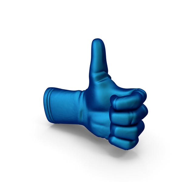 Thumbs Up Glove Silk