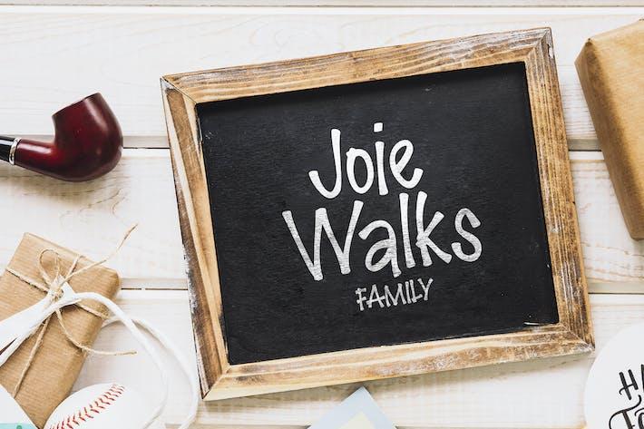 Thumbnail for Joie Walks