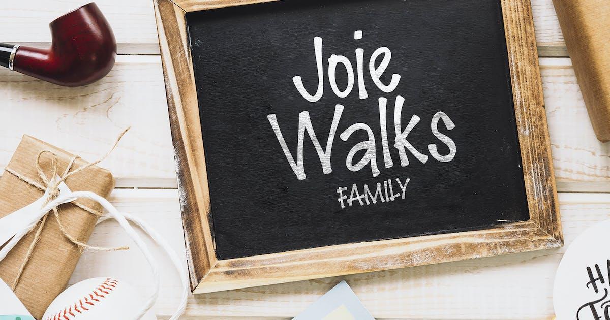 Joie Walks by SmartDesigns_eu