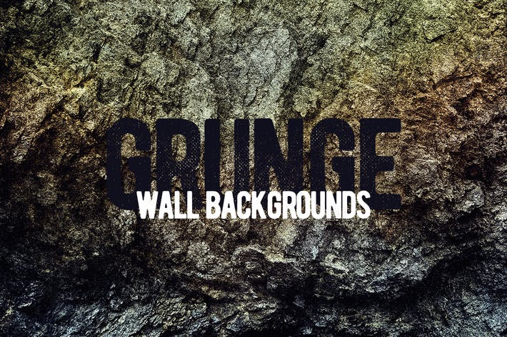 Thumbnail for Grungy Wall Backgrounds