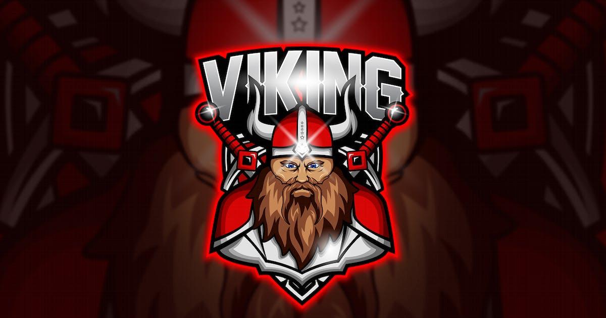 Download Viking - Mascot & Esport Logo by aqrstudio
