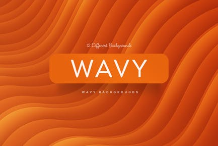 Wavy Backgrounds