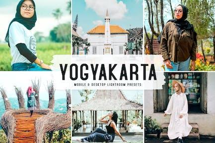 Yogyakarta Mobile & Desktop Lightroom Presets