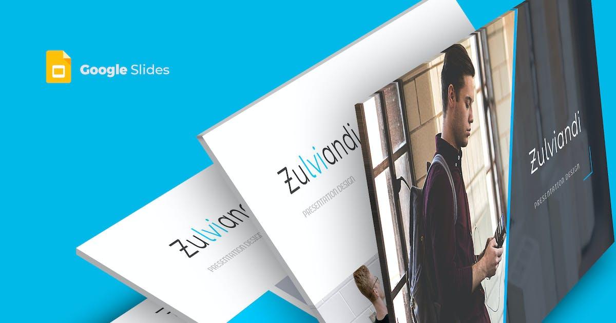 Download Zulviandi - Google Slides Template by aqrstudio