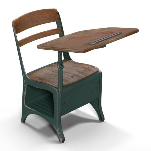 Thumbnail for Antique School Desk