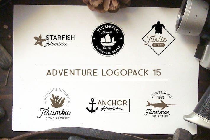 Thumbnail for Adventure Logopack Vol. 15