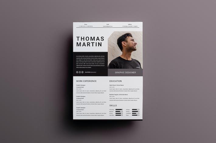 Thomas Martin - Resume