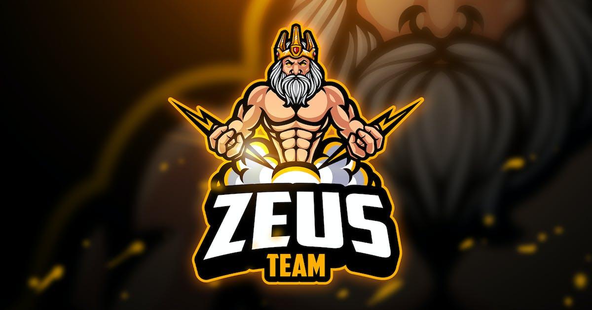 Download Zeus - Mascot & Esport Logo by aqrstudio