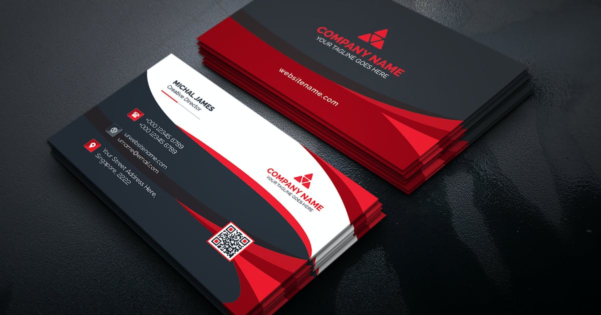 Download Business Card by curvedesign