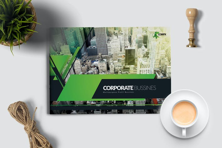 Thumbnail for Corporate Modern Brochure Indesign
