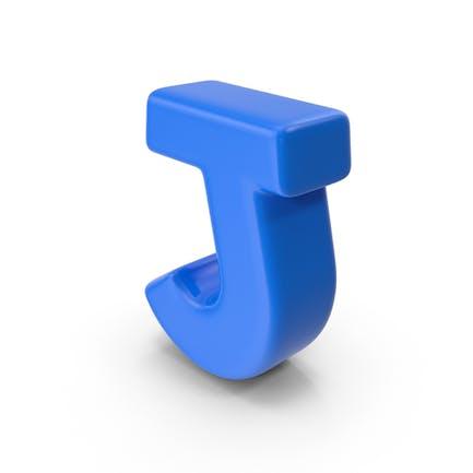 Alphabet Toon J