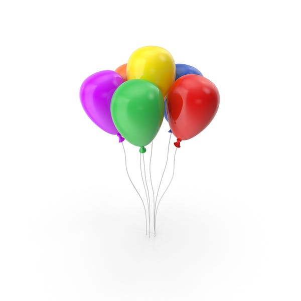 Thumbnail for Multicolored Balloons