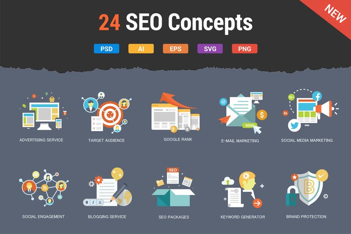 Thumbnail for 24 SEO Concepts