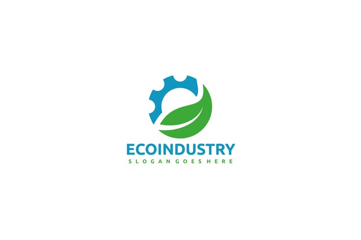 Thumbnail for Eco Industry Logo