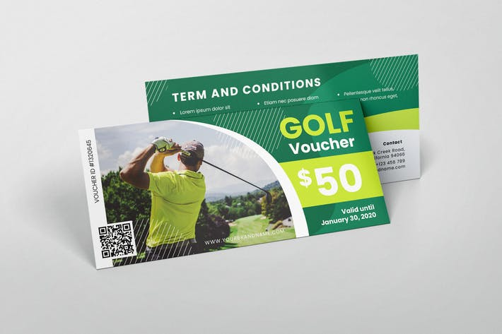 Thumbnail for Golf Club AI and PSD Gift Voucher