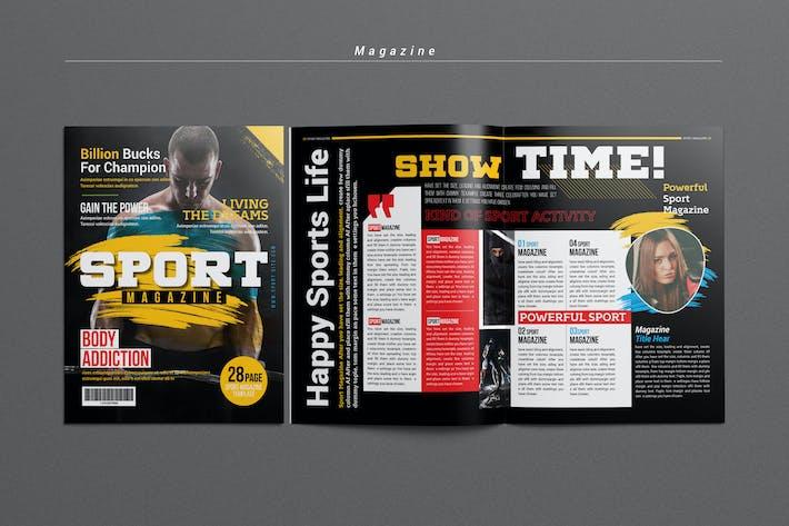 Thumbnail for Sport Magazine