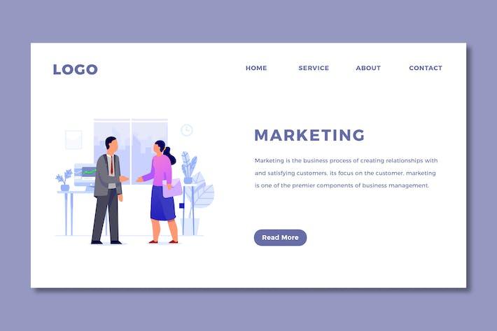 Thumbnail for Marketing - Web Header