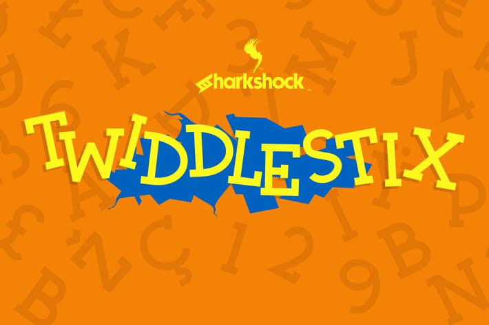 Cover Image For Twiddlestix
