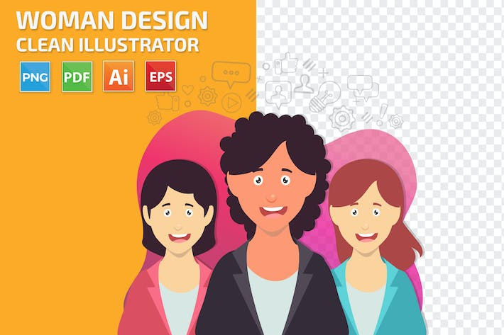 Thumbnail for Woman Design