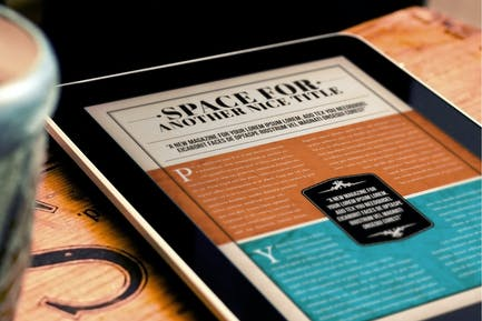 Classy Magazine for Tablet