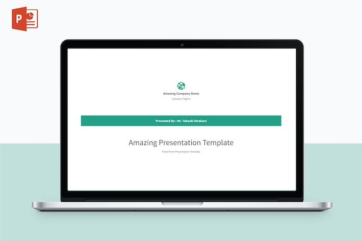 Thumbnail for MINIMAL - Multipurpose PowerPoint Template V12