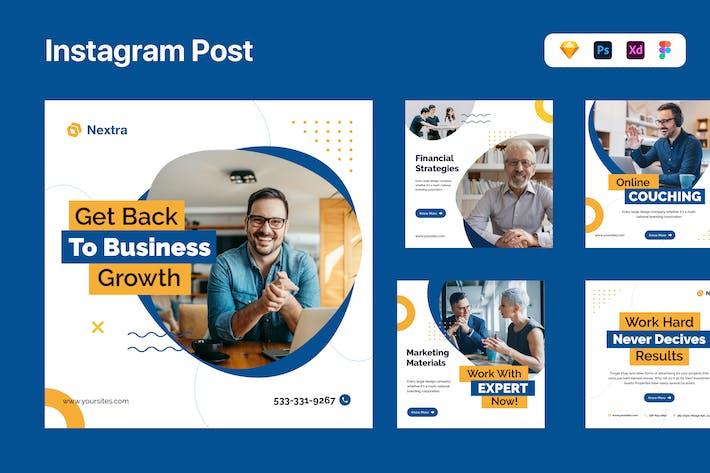 Thumbnail for Business Instagram
