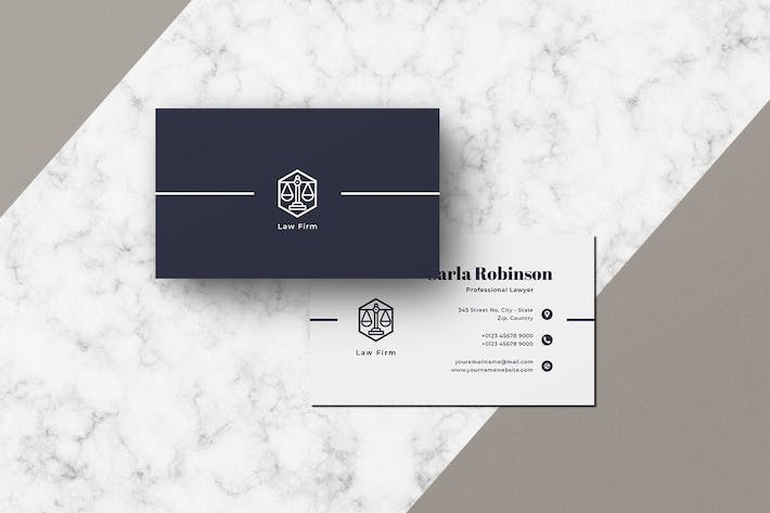 Business Card Lawyer Vol. 1