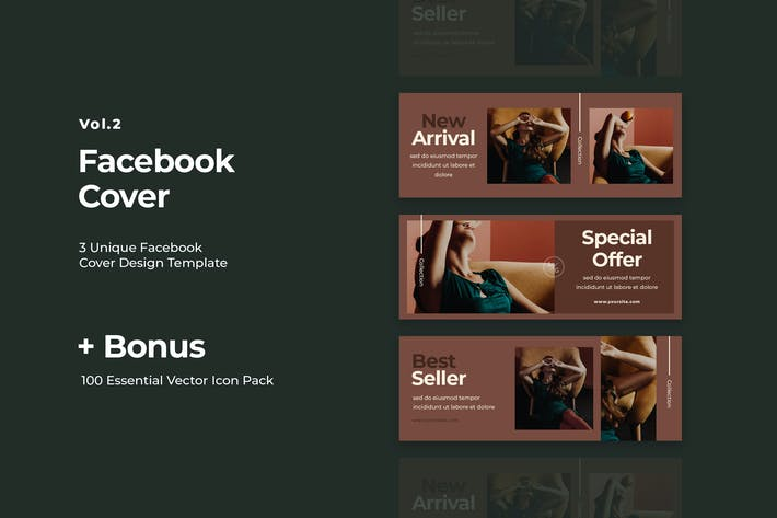 Cover Image For Facebook Cover Vol.2